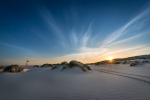 Sunset, Amrum, Germany