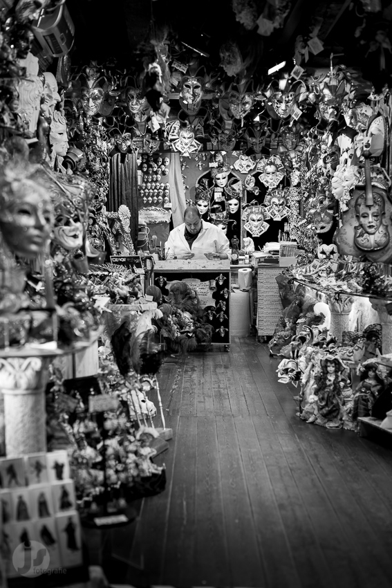 People of venice - Masks